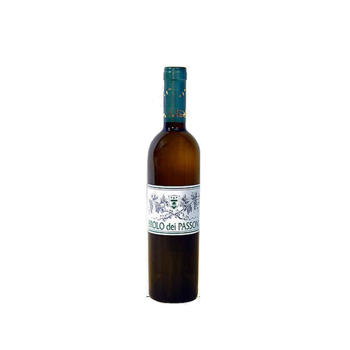 Brolo dei Passoni Chardonnay Passito Sebino - Ricci Curbastro