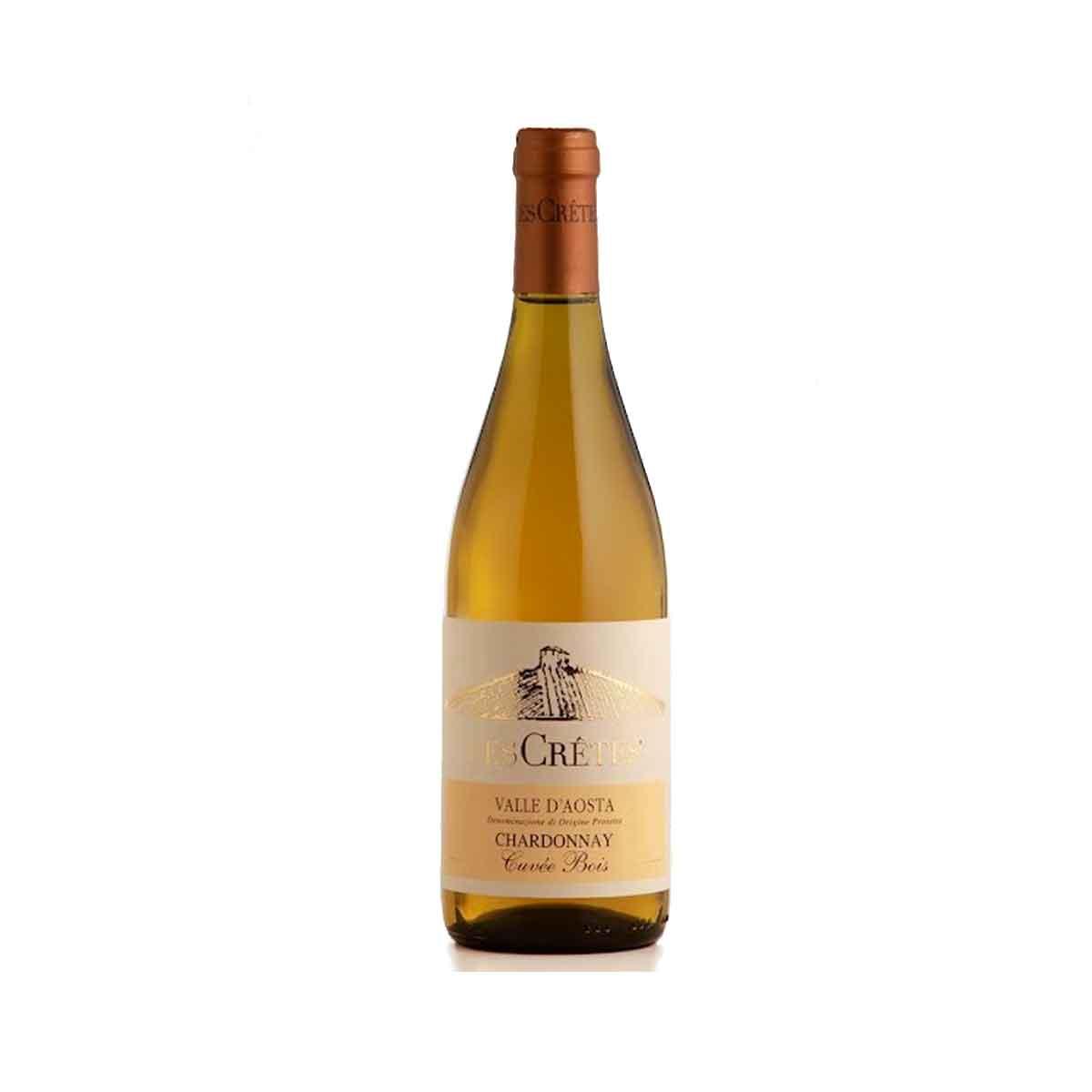 Valle d' Aosta Chardonnay Cuvée Bois, Les Crêtes - Privilege Wine