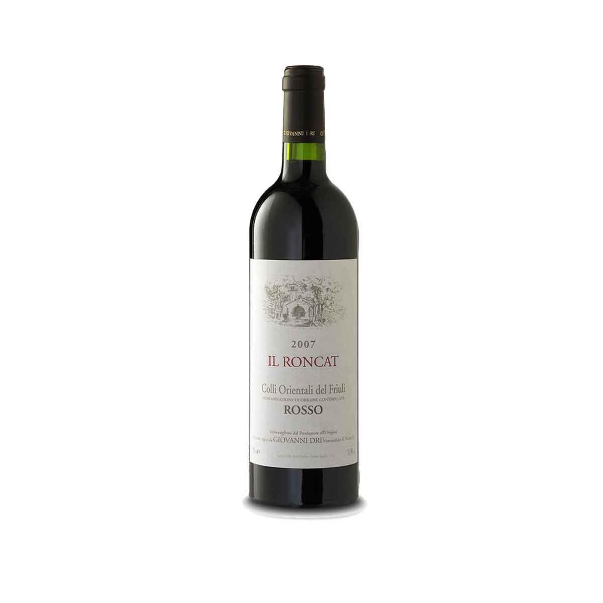 Friuli Colli Orientali Rosso Il Roncat - Vini Friuli Colli Orientali DOC