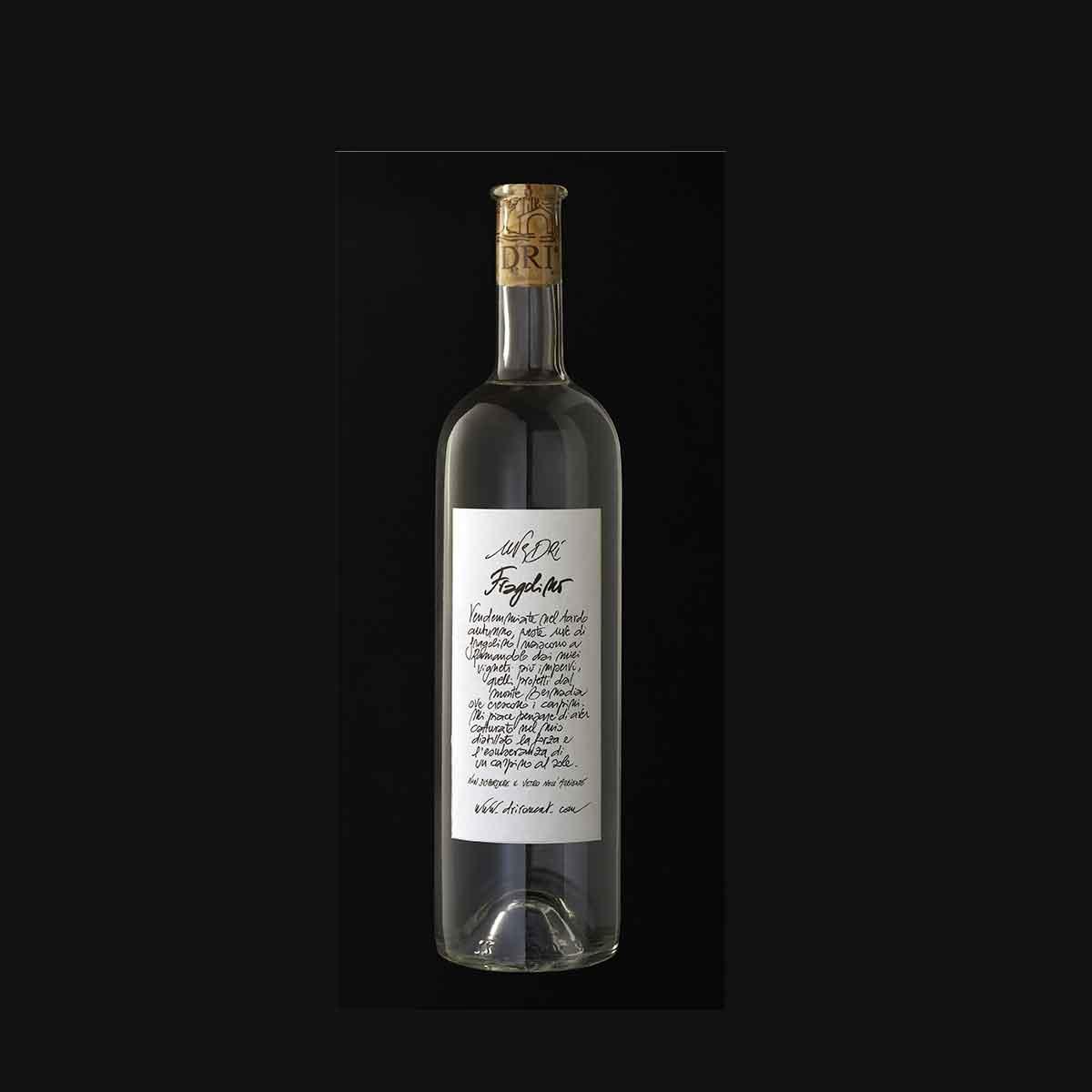 Uve Dri – Distillato di Fragolino, Vendita Grappe e Distillati Online