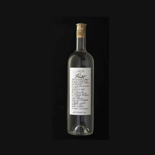 Uve Dri – Distillato di Picolit, Acquisto grappe e distillati online
