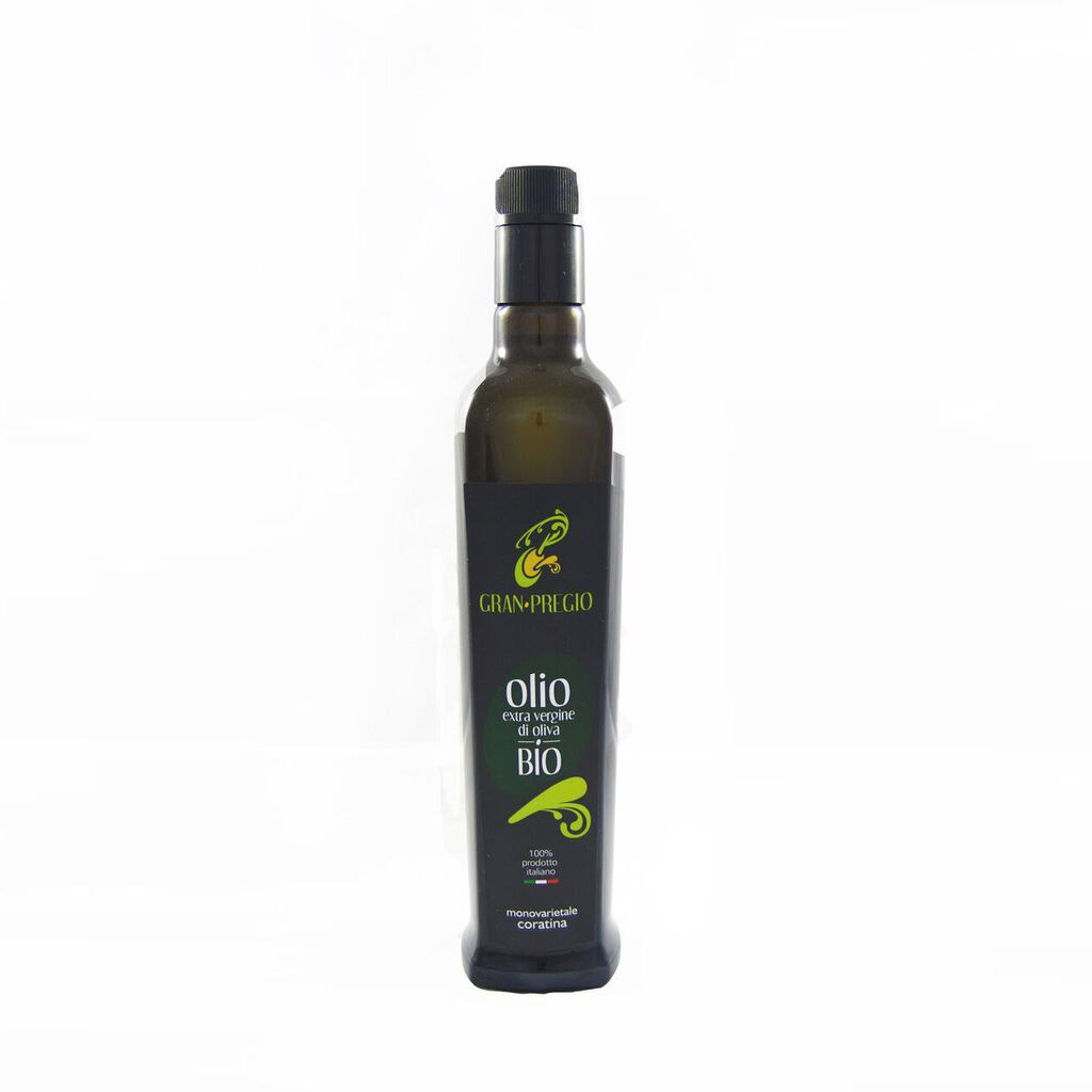 Gran Pregio Maria Caputo BIO, Olio Extra Vergine D'Oliva - Privilege Wine