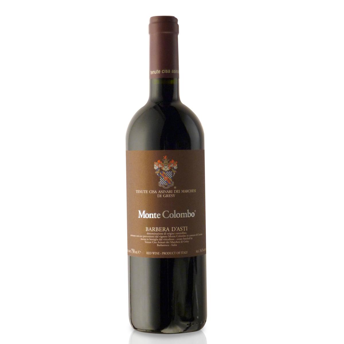 Barbera d'Asti Monte Colombo - Vini Rossi del Piemonte - Privilege Wine