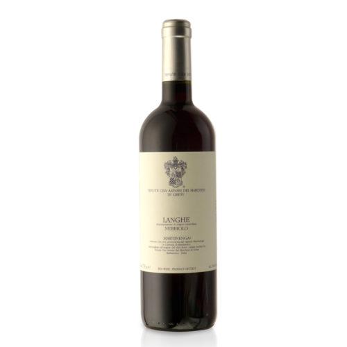 Langhe Nebbiolo Martinenga - Vini Rossi del Piemonte - Privilege Wine